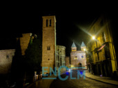 Atropellado un hombre en un paso de peatones de la Puerta de Bisagra, en Toledo
