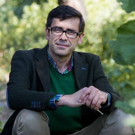 Eduardo Sánchez Butragueño, director de la Fundación Soliss