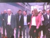 Page y 4 de los 5 secretarios provinciales de CLM arropan a Susana Díaz