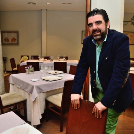 Tomás Palencia, presidente de la Asociación de Hostelería y Turismo de Toledo
