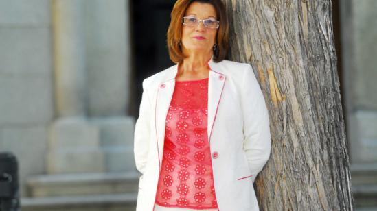 María de los Ángeles Martínez, presidenta de la Cámara de Comercio de Toledo