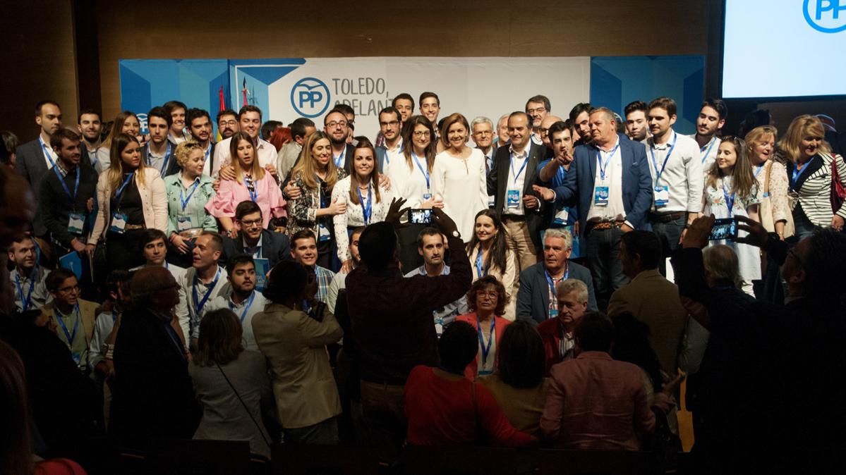 Congreso Provincial del Partido Popular de Toledo