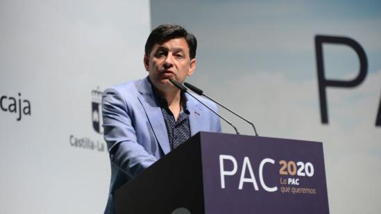 Julián Morcillo, secretario general de UPA CLM