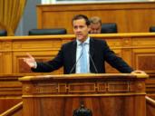 Carlos Velázquez, diputado del Partido Popular en Castilla-La Mancha