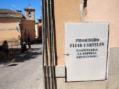 Con multas de hasta 3.000 euros, Toledo dispuesta a acabar con la rotulación que deteriora su imagen