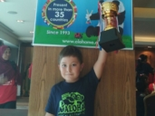 Un niño toledano de ocho años gana el campeonato del mundo de cálculo