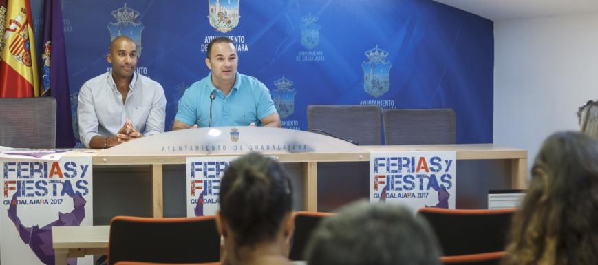 Presentación programa de Ferias y Fiestas 2017