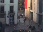 "Un joven toledano, en Barcelona: ""No escuché gritos, ni golpes, solo ambulancias, todo duró unos tres segundos"""