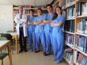 Los cinco médicos de Toledo premiados por reducir el dolor de las fracturas