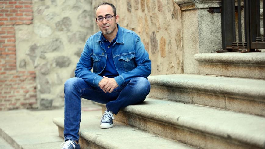 Paco de la Rosa, secretario general de CCOO en Castilla-La Mancha
