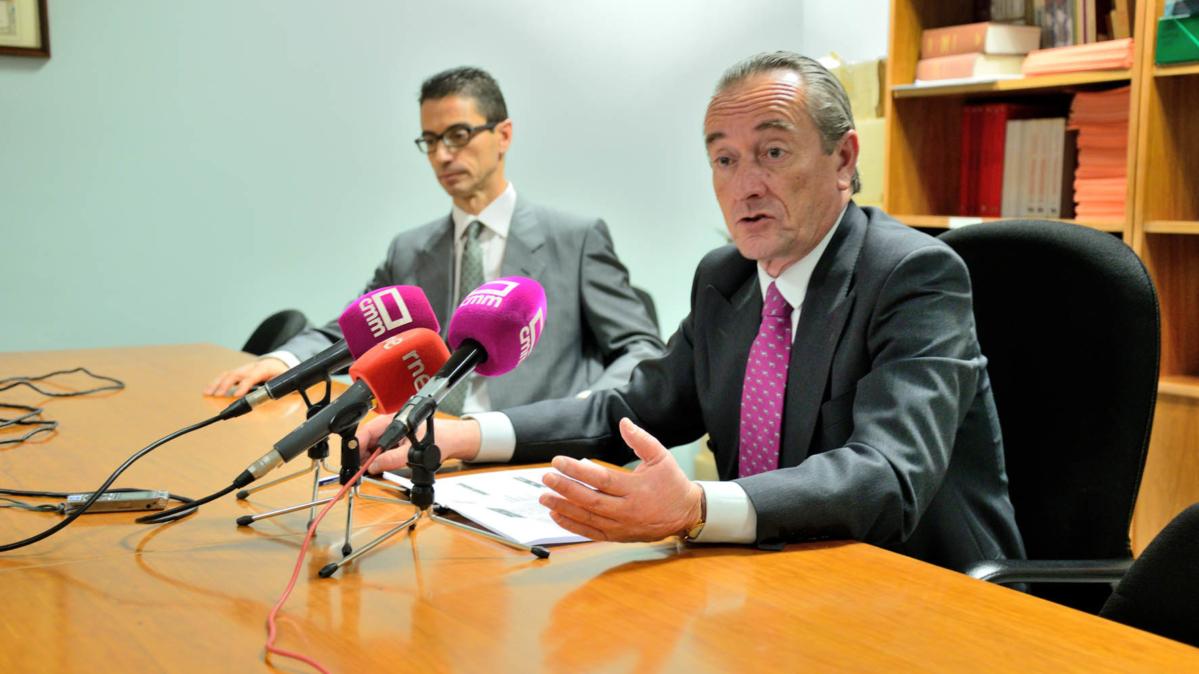 Baja la delincuencia en la provincia de Toledo y el fiscal jefe ...