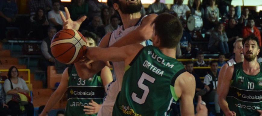 El Arcos Albacete Basket perdió en la última jornada