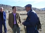 """Ayudas a la """"oveja bombera"""": un millón destinado a los pastores para la prevención de incendios"""