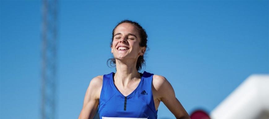 Ana Lozano no corre el Medio Maratón de Guadalajara porque corre el cross de Venta de Baños