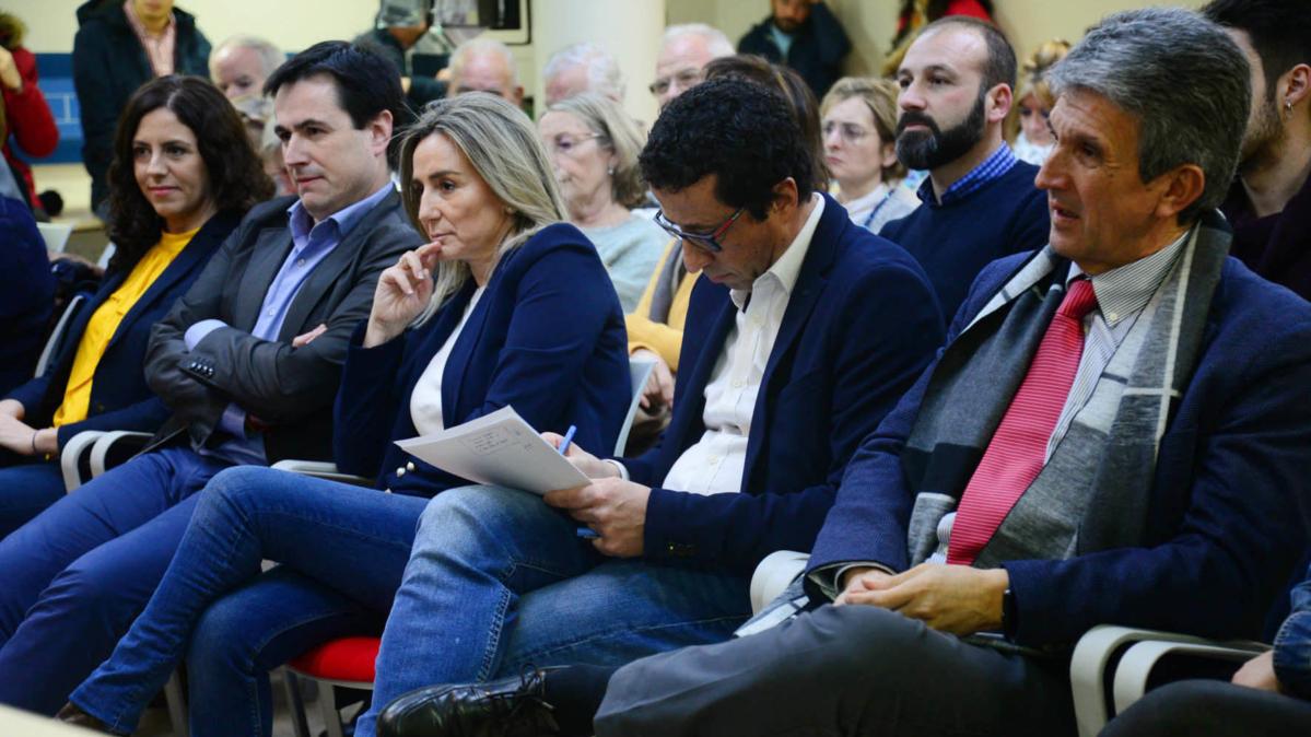 Chesco Armenta es el nuevo secretario general del PSOE en la ciudad de  Toledo. 604eec23e840