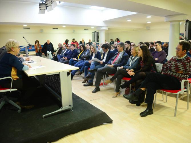 Todos los hombres y mujeres de Chesco Armenta en el nuevo PSOE de la ... 0ba5d5ffe03e