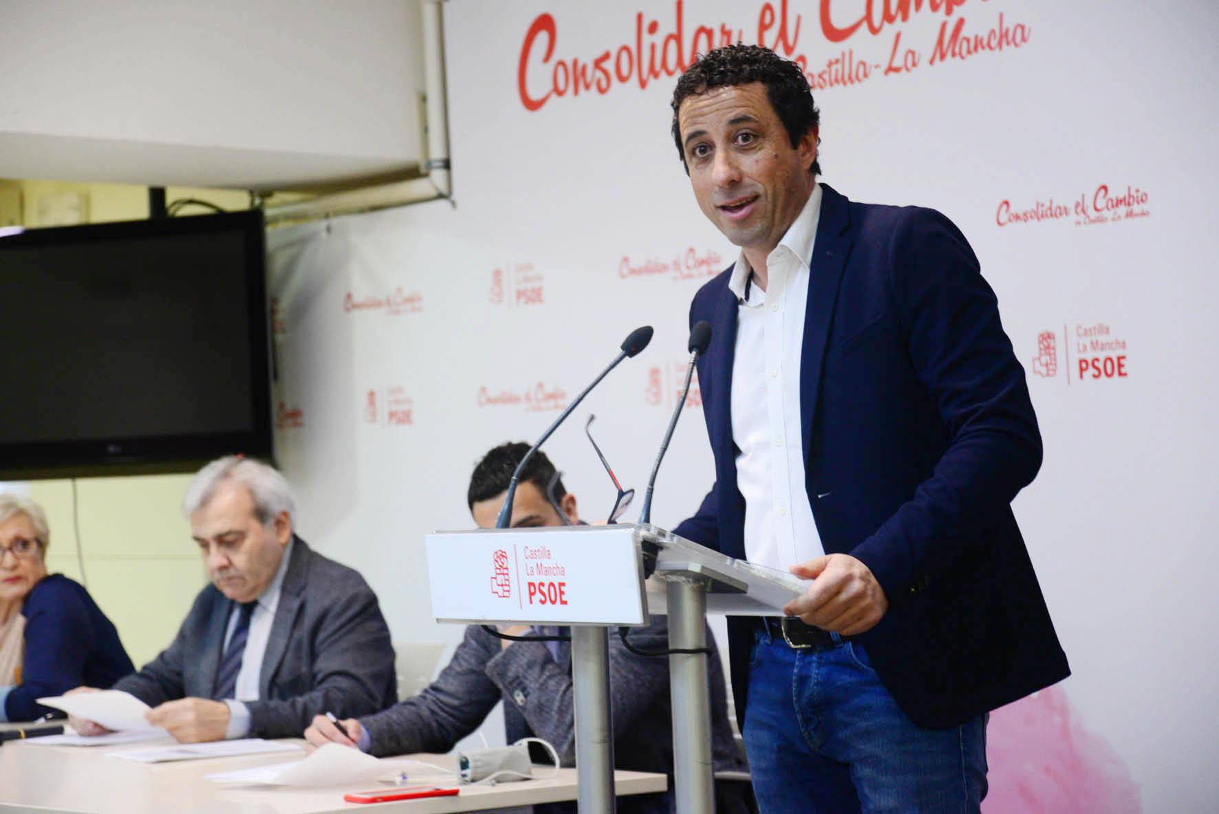 Todos los hombres y mujeres de Chesco Armenta en el nuevo PSOE de la ciudad  de Toledo - ENCLM 65cba2b8a28a