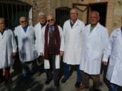 Cipriano, el amigo de los pobres de Toledo, vuelve a su ONG tras superar una neumonía