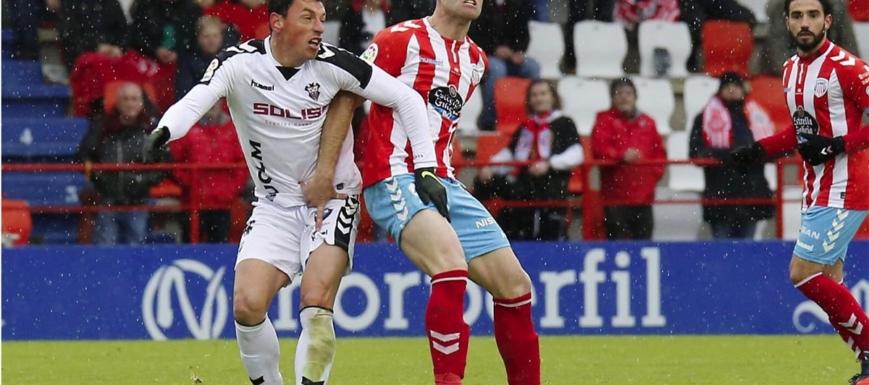 Gorosito tuvo un buen estreno de liga con el Albacete