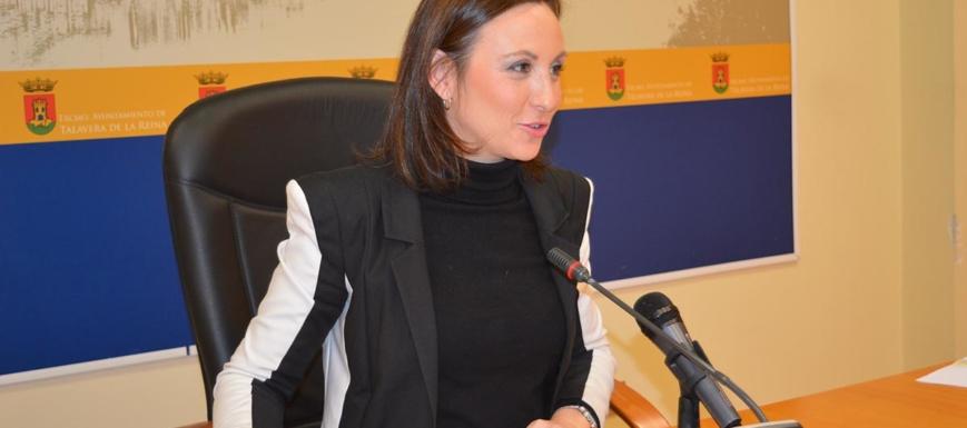 María Rodríguez ha avanzado la redacción de un plan de emergencia contra la sequía en Talavera