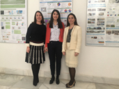 Ana Rivas, Elena Calcerrada, Sara Perales