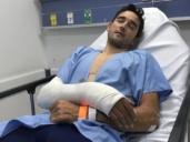 Identifican al taxista que ayudó a los atracadores del albaceteño Óscar Sevilla en Bogotá