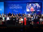 Las imágenes de la XXV Gala del Deporte de la Diputación de Toledo