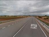 Un muerto en una colisión entre un turismo y un camión en la N-320 cerca de Valdeluz (Guadalajara)