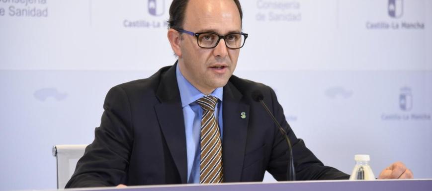 José Antonio Ballesteros, director general de Asistencia Sanitaria del Sescam