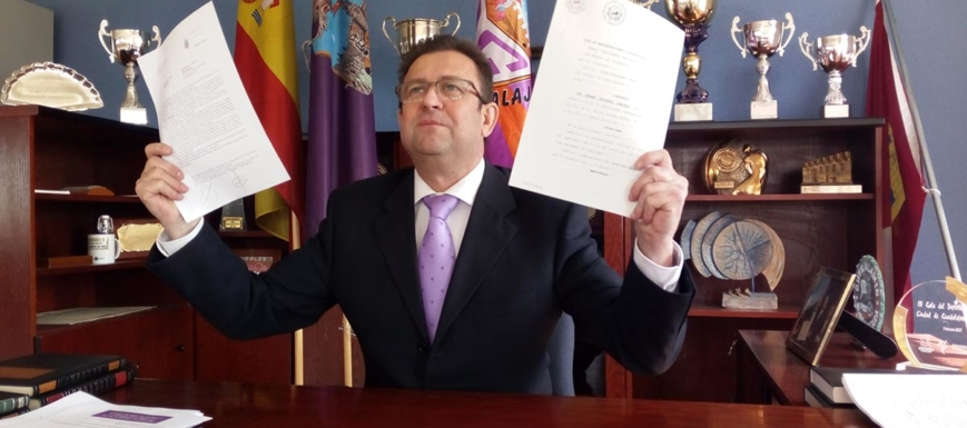 José Luis Gonzalo denuncia que en la trama estarían el administrador concursal, periodistas y gente del entorno