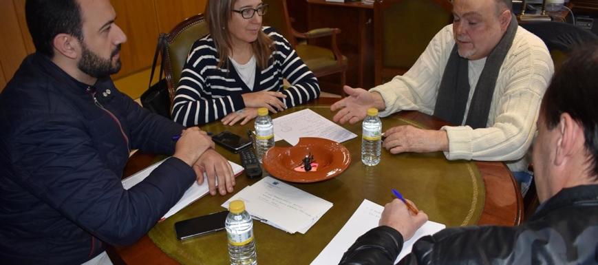 Firma del convenio entre el Kiele y el Ayuntamiento de Socuéllamos