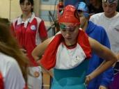 """Una nadadora del Salvamento Oriol Imperial """"se sale"""" de categoría para lograr dos records de España"""