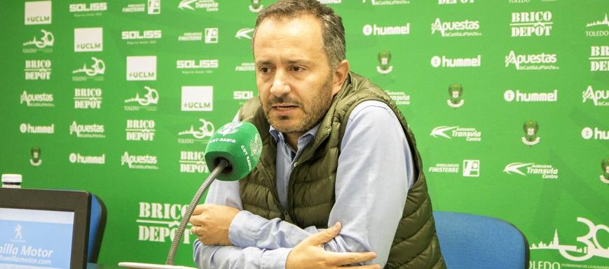 Jorge Berlanga, accionista mayoritario del Toledo