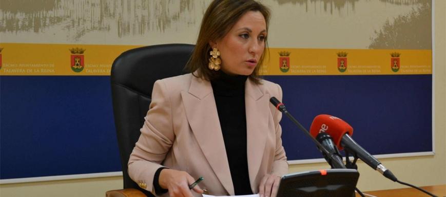 María Rodríguez espera que la Junta ad el OK a la Universidad privada de Talavera
