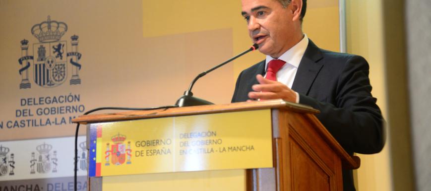 Manuel González Ramos habló con Page de