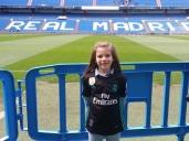 María Machuca: toledana y futbolera a prueba de la diabetes 1 y sus siete inyecciones diarias