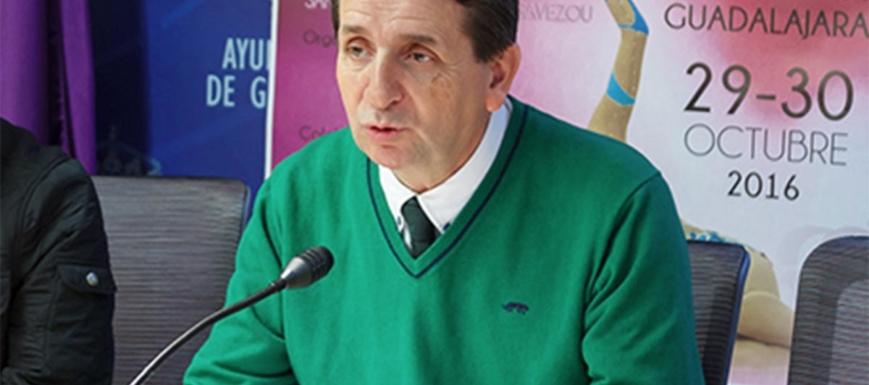 Eladio Freijo, anterior concejal de Deportes