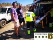 Los Agentes Medioambientales encuentran en poco tiempo a una nonagenaria que desapareció en La Nava de Ricomalillo (Toledo)