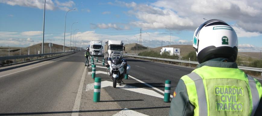 Previsiones de tráfico de la DGT en la operación Semana Santa