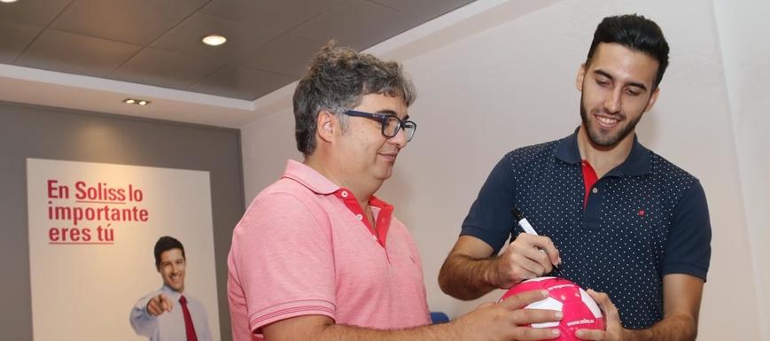 Rafael Luque, una temporada más en el FS Talavera