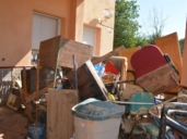 El Ayuntamiento de Cebolla informa de dónde donar libros para reponer la biblioteca arrasada