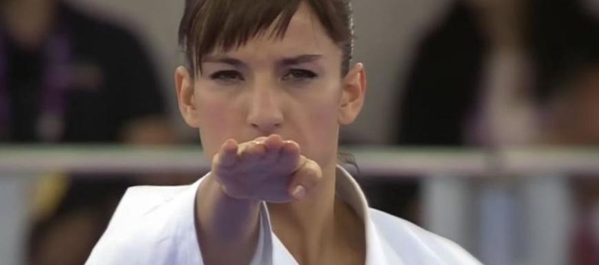 Sandra Sánchez, plata en el Open de Berlín