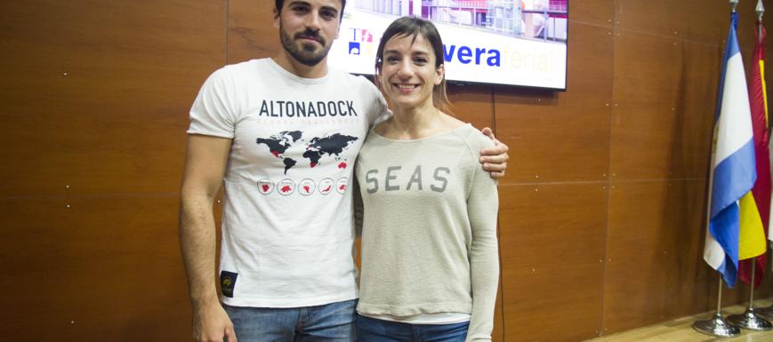 Sandra Sánchez y Paco Cubelos lideraron los éxitos internacionales del deporte regional