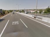 Un muerto tras una colisión entre un turismo, un camión y una furgoneta en Guadalajara