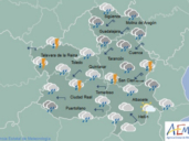 Albacete, Cuenca y Guadalajara, en riesgo por lluvias este viernes 19