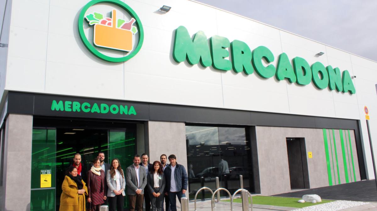 Reapertura De Mercadona En Torrijos Tras Invertir 3 Millones En Un