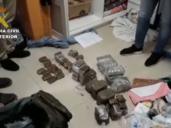 Golpe al narcotráfico: 43 detenidos y 32 puntos de venta desmantelados, muchos de ellos en Toledo y Ciudad Real
