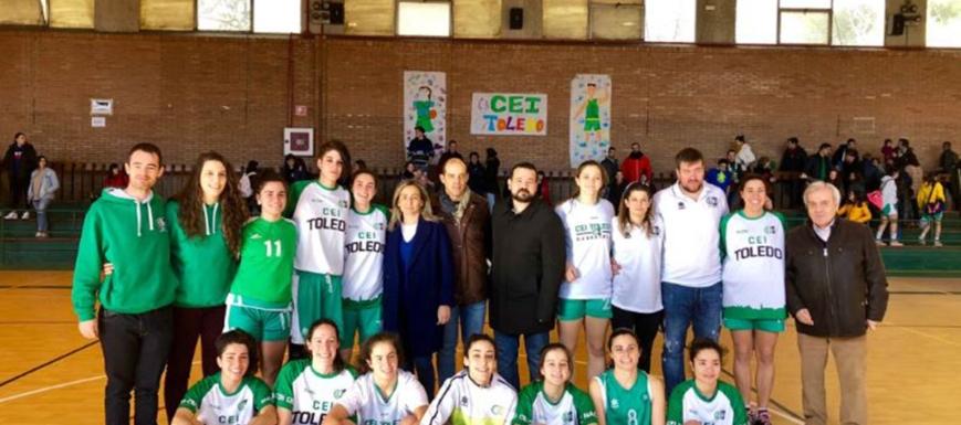 El CEI Toledo, subcampeón de la Copa femenina en Primera