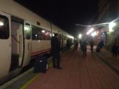 Y no es broma… Nueva avería en el tren a su paso por Talavera