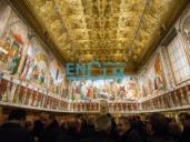 La Sala Capitular de la Catedral de Toledo brilla de nuevo, todas las fotos de su reapertura